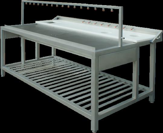 Boning Table